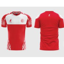 Dkali T-shirt Maillot 2021/22 Tunisie Blanc