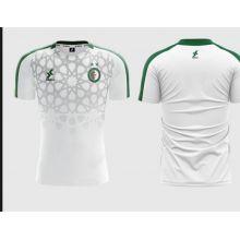 Dkali T-shirt Maillot 2021/22 Algérie Blanc