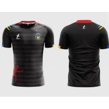 Dkali T-shirt Maillot 2021/22 Amazigh Noir