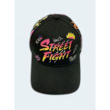STREETFIGHT « VATOS » CAP BLACK-PINK StreetFight